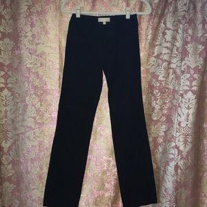 Ryan Fit Black Pants Size 0